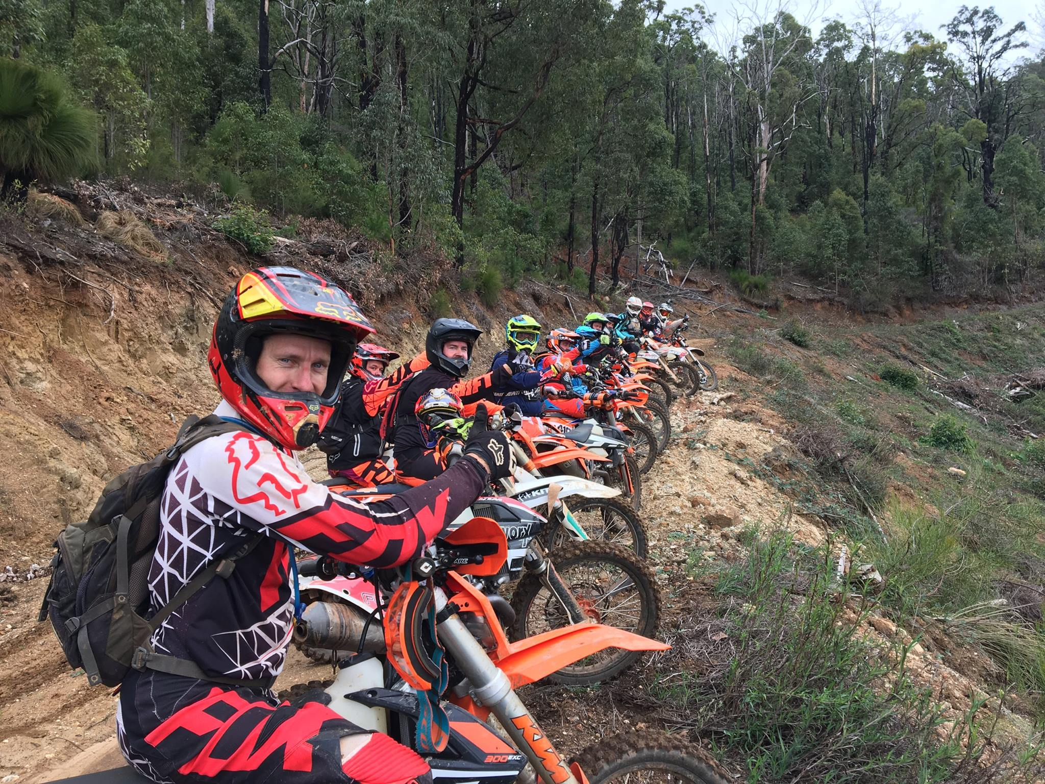 Bunbury KTM Suzuki - Custom Hills 'n Thrills Tour - Sat 14 & Sun 15 Sept 2019